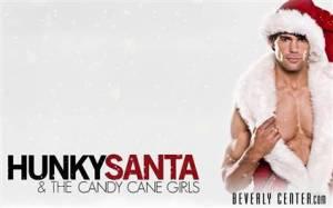 hunky-santa